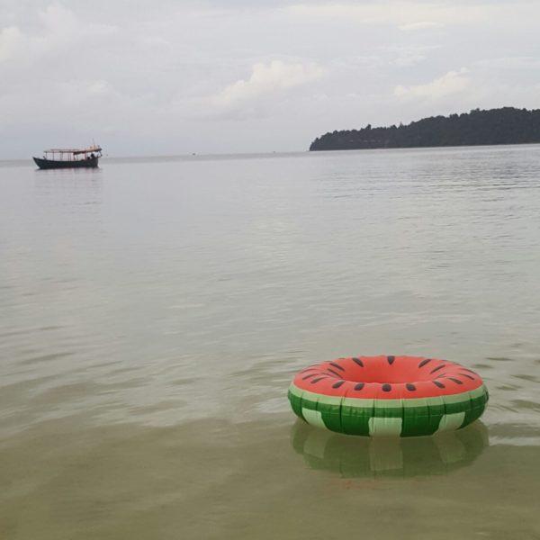 watermelon-float