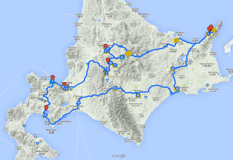 tips for planning a road trip  hokkaido case study   u2013 follow my footsteps x flyhoneystars