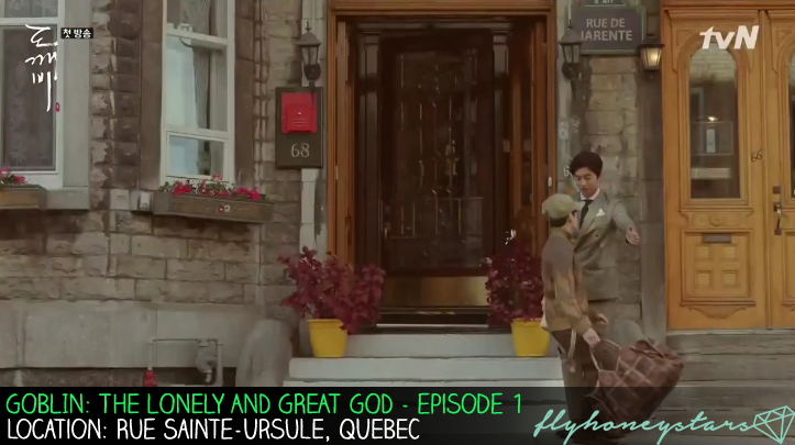 goblin drama location Rue Sainte-Ursule 2
