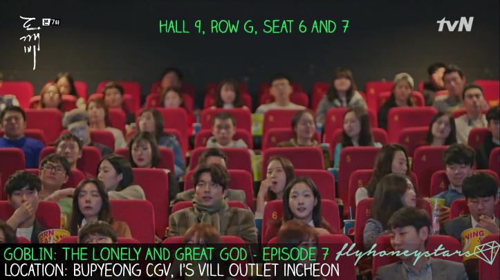 goblin drama location bupyeong cgv isvill outlet