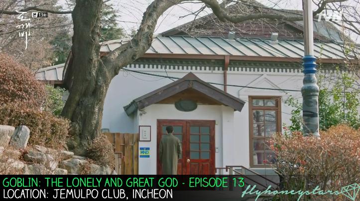 goblin drama location jemulpo club incheon