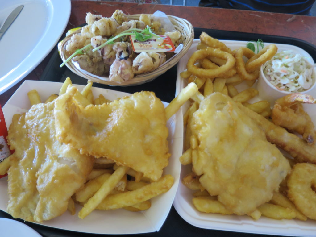 Fish & Chips at Fremantle Harbour – Cicerello's – Follow ...